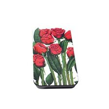 The Silver Crane Company Tins SC110309 Floral Gift Card Voucher Tins Rose