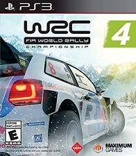 WRC 4: FIA World Rally Championship - PlayStation 3 *NEW*