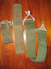 Vintage Warbird, Military Seat Belt Assembly Parts