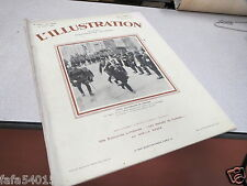 L ILLUSTRATION N° 4565 30 aout 1930 FETES NATIONALES EN HONGRIE HORTHY INNOXA *