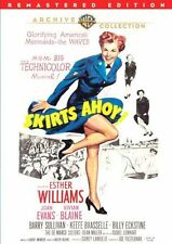 SKIRTS AHOY - (1952 Esther Williams) Region Free DVD - Sealed