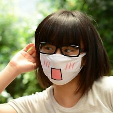 Face Mask anti dust Anime Emoticon Mouth-Muffle Anti-Dust Cute Lovely