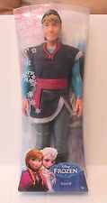 "Disney 2013 Frozen Kristoff 12"" Male Boy Doll Frozen Movie Action Figure NEW"