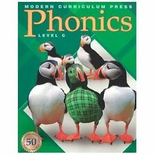 MCP PHONICS LEVEL C PUPIL EDITION BLACK & WHITE 2003C