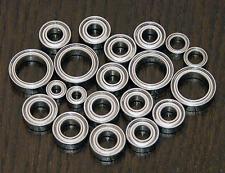 (20pcs) TAMIYA TA03F/ TA03F-S / TA03R / TA03R-S / F PRO Metal Sealed Bearing Set