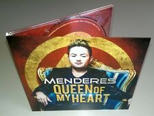 Menderes-Queen of My Heart-Maxi-CD 12 versioni incl. DJ Gollum & Empyre One