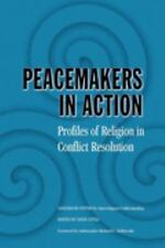 Peacemakers in Action: Profiles of Religion in Conflict Resolution-ExLibrary
