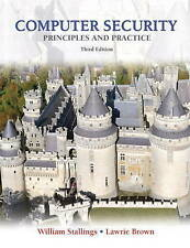 Computer Security: Principles and Practice (3rd Edition) by William Stallings