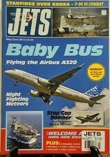 Jets UK May June 2015 Baby Bus Flying the Airbus A320 Aviation FREE SHIPPING sb