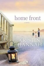 Home Front by Kristin Hannah (2012, Hardcover)LARGE PRINT