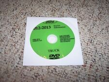 2012 Lincoln MKX Truck Shop Service Repair Manual DVD 3.7L V6 AWD