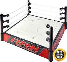 WWE Raw Superstar Ring New