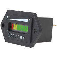 LED Digital Display 12V 24V Battery Status Charge Indicator Monitor Meter Gauge