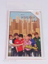 Teen Top Photo Sticker Set ( 16 Pcs ) KPOP Korea K-POP Korean Pop Stickers