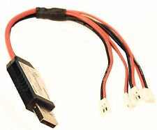 USB Multi-Charger for Charging Up To 4 1S Lipo Batteries Racers Edge RCE1691