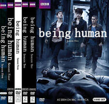 Brand New - Being Human - Complete Seasons 1-5 Bundle DVD Boxsets