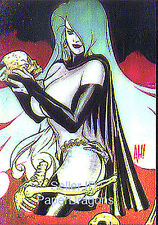 LADY DEATH - Series 1 - Clearchrome Chase Card 3: Adam Hughes Art