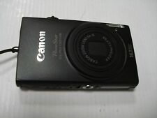 LikeNew Canon Powershot 110 HS IXUS 125 16MP Digital Camera 110HS - Black