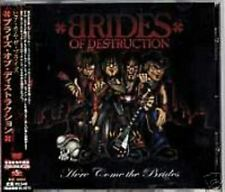 Brides of Destruction-Here Come The Brides JAPAN-CD