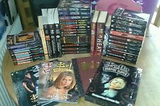 Buffy The Vampire Slayer 48 Books Collection Angel Graphic Novel Trilogy Spike