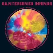 Canterburied Sounds 4-CD NEW SEALED Canterbury Robert Wyatt/Caravan/Soft Machine