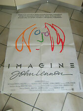 MANIFESTO  1988 ,IMAGINE ,JOHN LENNON , BEATLES