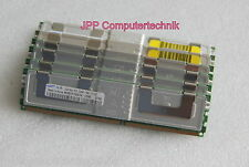 16GB 8 x 2GB 2Rx4 PC2-5300F FB DIMM 667Mhz ECC Fully Buffered DDR2 RAM Samsung