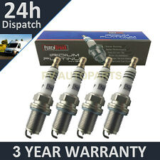4X IRIDIUM PLATINUM SPARK PLUGS FOR VOLKSWAGEN POLO 1.4 GTI 2010 ONWARDS