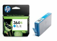 Genuine HP 364XL Cyan Ink Cartridges for PhotoSmart 5510 5520 6520 7520 B110a