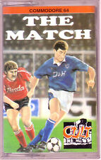 The Match (Cult) Commodore 64 - GC & Complete