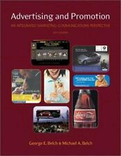 Advertising and Promotion: An Integrated Marketing Communications Perspective (T