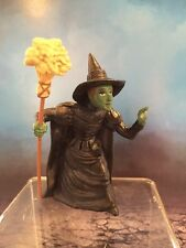 1988-WIZARD OF OZ-WICKED WITCH PVC FIGURE. TURNER. CLEAN. HTF !