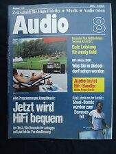 AUDIO 8/80 SIEMENS RH,RP,RE,RW,RC RF 777,TECHNICS ST K808,SE A808,SL Q33,RS M 45