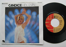 """7"""" Candice - Hey Man / What's Wrong With Me - mint- Joe Kirsten"""