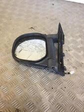 1995 mitsubishi delica space gear 2.8 td black passager aile miroir de verre cassé