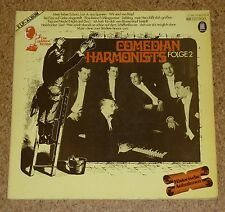 DLP LP Vinile RECORD Cleese Harmonists sequenza 2 EMI Odeon 1c14831468/69