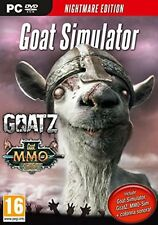 Goat Simulator Nightmare Edition PC 100% Brand New