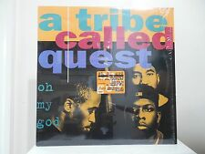 A TRIBE CALLED QUEST - OH MY GOD - JIVE RECORDS-01241-42211-1