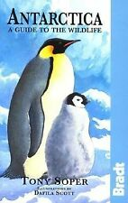 Antarctica: A Guide to the Wildlife-ExLibrary