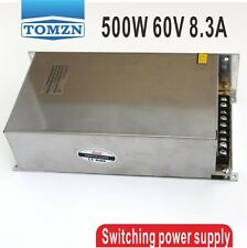500W 60V 8.3A 220V INPUT Single Output Switching power supply