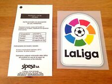 Officiel 2016-17 espagnol lfp la liga SIPESA football soccer badge patch