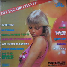 MARIO CAVALLERO POP HITS VOL. 29  CHEESECAKE  COVER FRENCH LP