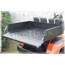 Yamaha Golf Cart Part Black Powder Coated Utility Cargo Bed Box Yamaha G2/G9