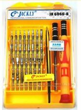 100% ORIGINAL Brand new JACKLY 33 in 1 Magnetic Screw Driver Tool Kit JK 6066 B