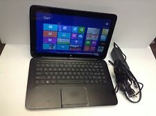 "HP Split X2 13-m010dx 13.3"" 2-in-1 Touch-Screen Laptop I3 4GB 128GB"