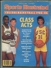 Sports Illustrated College Basketball Special Issue 85-86 Cheryl Miller   MBX78