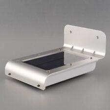 16LED Solar Power Motion Sensor Garden Security Lamp Outdoor Waterproof Light SS