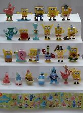 BIP - Spongebob, 24ger Fremdfiguren Komplettsatz, 1 BPZ