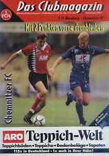 II. BL 94/95 1. FC Nürnberg - Chemnitzer FC, 16.09.1994 - Arnar Gunnlaugsson