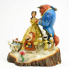 Jim Shore Disney Traditions Beauty And The Beast Tale As Old As Time 4031487 NIB